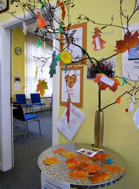 Autumn poems by ourclassroom in Sikverdale Library